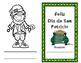 St. Patrick's Day Vocabulary Booklet - Dia de San Patricio