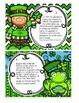 St. Patrick's Day Word Problem Task Cards - QR Code Math Center