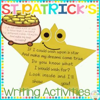 St Patrick's Day Writing