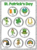 St. Patrick's Day Writing Center for Primary Writers