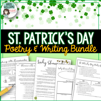 St. Patrick's Day Writing and Poetry