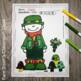 Coloring Pages for St. Patrick's Day and Spring Bundle