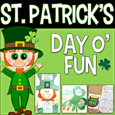 St. Patrick's Day o' Fun Literacy & Math Unit - Common Cor