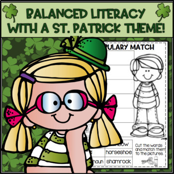 St. Patrick's Day Theme with Balanced Literacy!