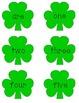 St. Patrick's Literacy & Math Bundle