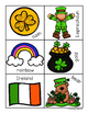 St. Patty's Day Syllables Sort Practice