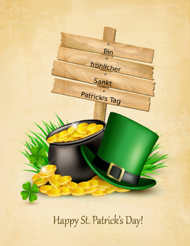 St. Patty's in Germany