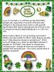 St.Patrick's Day Creative Writing-Luck of the Irish: Promp