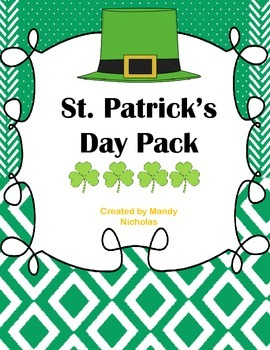 St.Patrick's Day Pack!