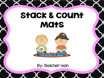 Stack & Count Mats