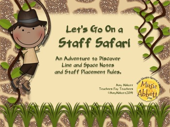 Staff Safari: PDFs, PowerPoints and Activities for Teachin