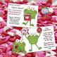 Staffroom Valentine Cards for Primary Teachers Freebie