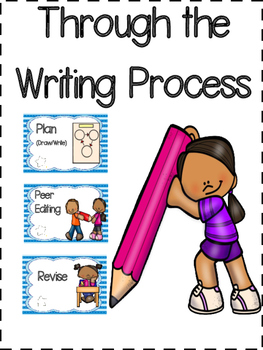 Stages In The Writing Process