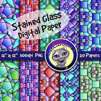 https://www.teacherspayteachers.com/Product/SeptTpTClipLove-Stained-Glass-Digital-Paper-2584984