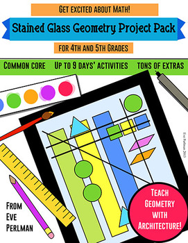 Stained Glass Geometry Project Pack