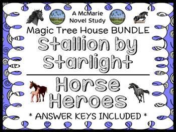Stallion by Starlight | Horse Heroes : Magic Tree House BU