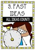 Stamina Writing {Posters & Daily Activity Pages}