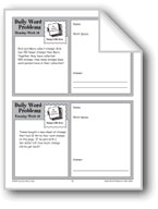 Stamp Collection (Grade 6+ Daily Word Problems-Week 18)