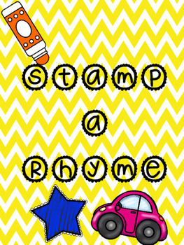 Stamp a Rhyme