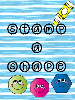 Stamp a Shape