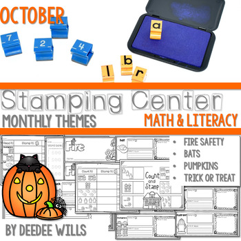 Stamp it!  October
