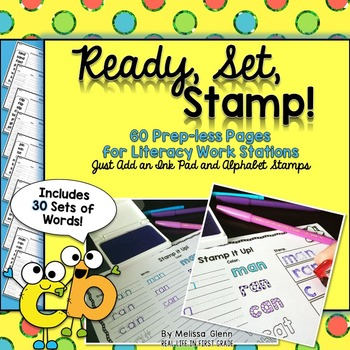 Stamping Station Pages