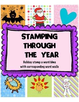 Stamping Through the Year