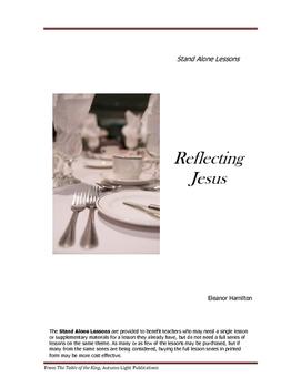 Reflecting Jesus