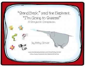 Stand Back, said the Elephant, I'm Going to Sneeze!   A St