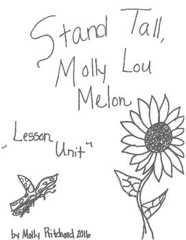 Stand Tall, Molly Lou Melon Read Aloud Unit