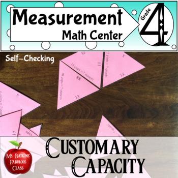 Measurement Standard Capacity Conversions