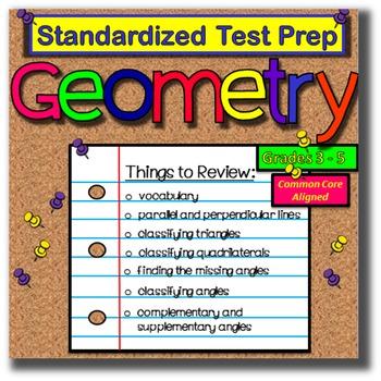 Math Geometry - Standardized Test Prep - Geometry - FUN Ga