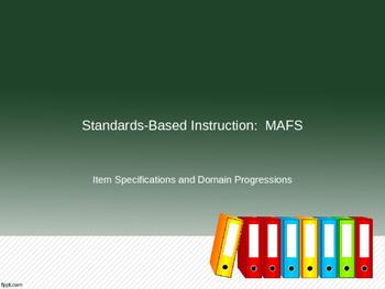 Standards-Based Instruction:  Mathematics Florida Standards PPT