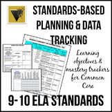 Standards-Based Planning and Data Tracking for 9-10th Comm