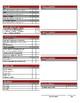 Standards Based Report Card - Elementary Bundle (PreK - 5th)