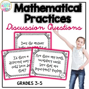 Standards for Mathematical Practice Discussion Questions