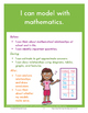 Standards for Mathematical Practice Posters - 4th Grade