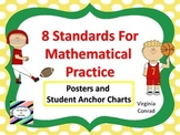 Standards for Mathematical Practice--posters and anchor ch