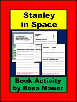 Stanley in Space Book Unit