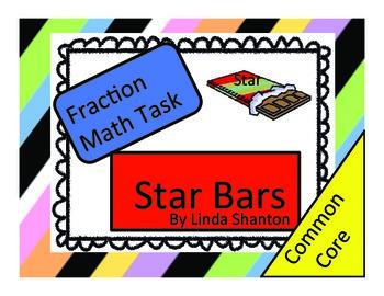 Star Bar Fraction Task