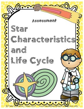 POGIL: Star Characteristics and Life Cycle Activity/Assess
