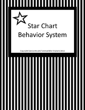 Star Chart Behavior System