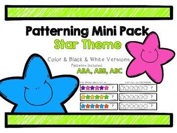 Star Patterning Pack
