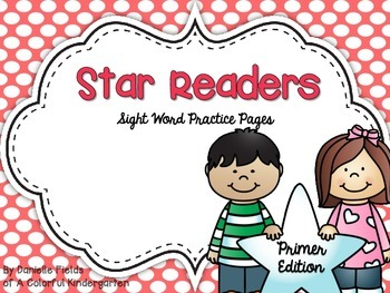 Star Readers Primer Edition