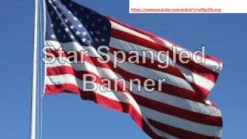 Star Spangled PPT