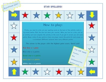 Star Spellers