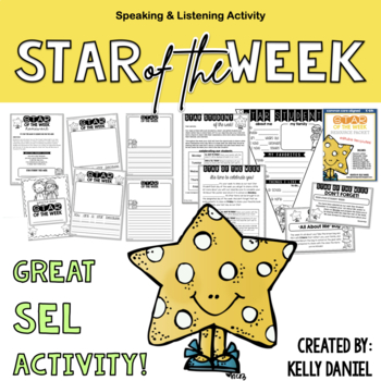 Star Student Resource Packet