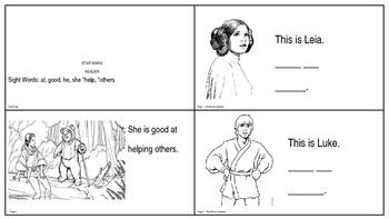 Star Wars - Beginning Reader # 5