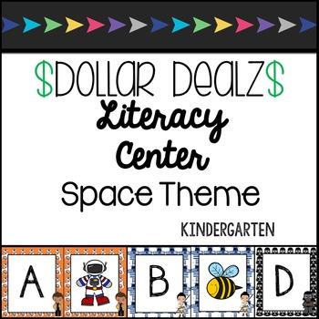 Kindergarten Space Beginning Sound Center