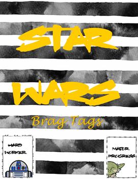 Star Wars Brag Tags